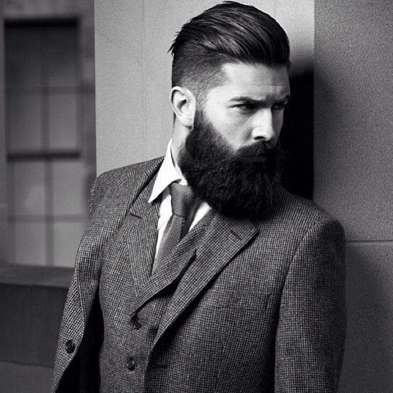 coiffure homme barbier